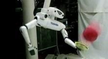 Veckans videor: Volleybollspelande robot, robotetik m.m.