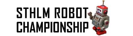 Stockholm Robot Championship 2014 nästa helg