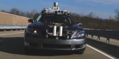 Autonoma bilar från Audi & Toyota på CES 2013