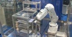 Robot ska ta hand om 30.000 labbråttor
