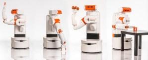 Roboten UBR-1 kostar en tiondel av föregångaren PR2