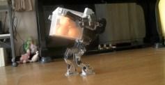 Veckans videor: DLR SpaceBot Cup och bärbar 3D-skanner