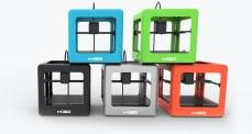 The Micro – billig 3D-skrivare för vanligt folk
