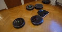 6 robotdammsugare testade av Bäst i test