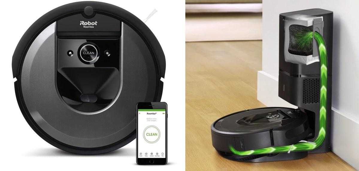 Roomba i7+ börjar säljas i Sverige