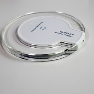 Robotouch Fantasy Wireless Charging Pad - M3 color White-0