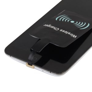 Qi Wireless Charging Receiver Wireless Charger Receiver Film for Micro-usb of All Android Mobile-0