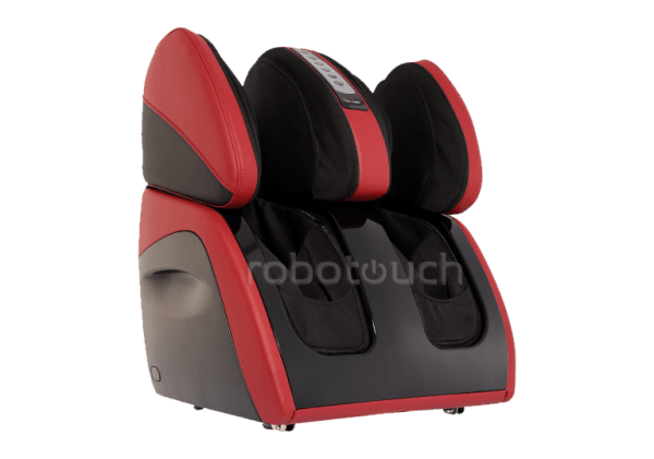 Classic Foot & Calf Massager Red