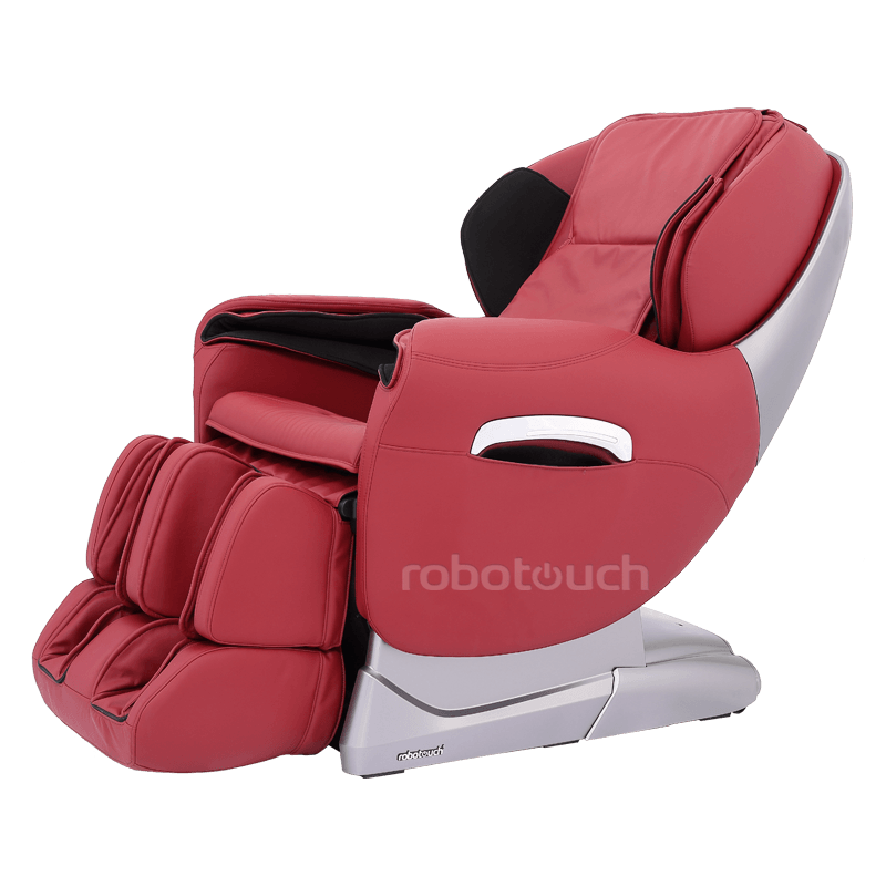 maxima red massage chair