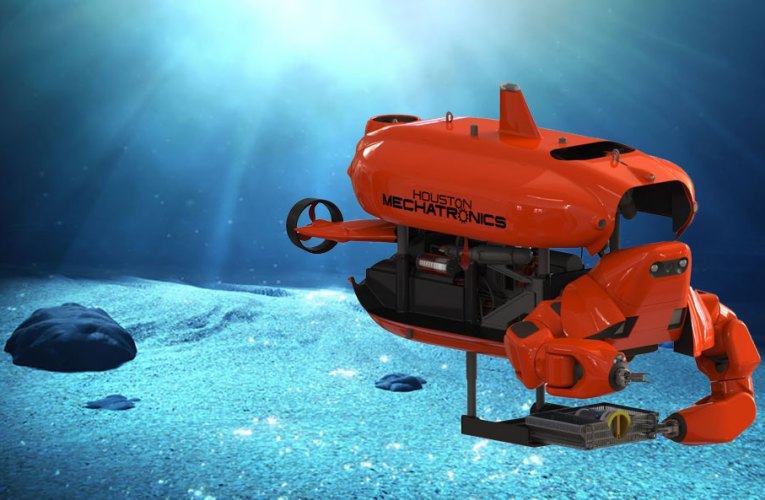 Exclusive Interview With Nic Radford Creator Of Aquanaut, The Shape-Shifting Subsea Robot