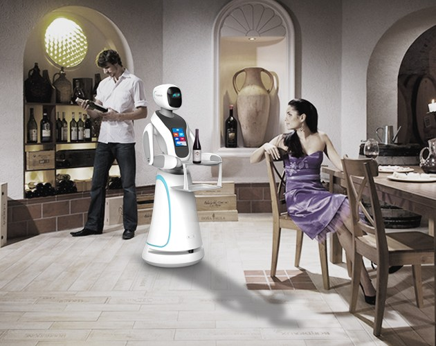 The New Restaurant Experience: Robot Servers, Cooks And Hostesses