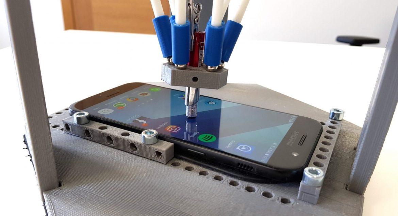 robottesting