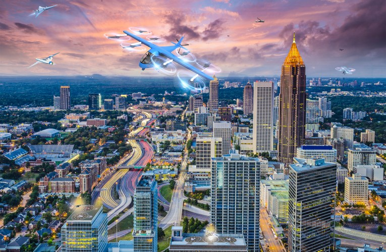 NASA Prepares The Nation For Flying Taxis?