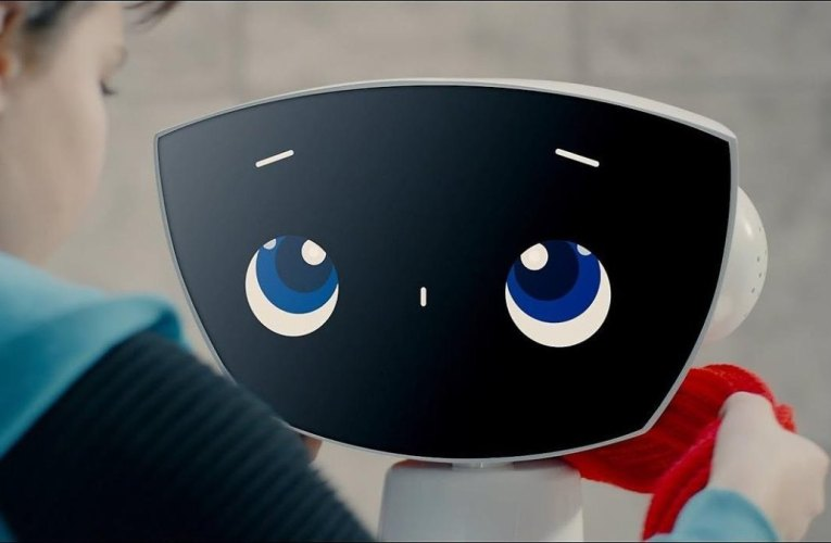 Expper Technologies: Smiling Robots Alleviate Human Anxieties