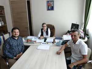 Встреча со школой №36 г. Великий Новгород