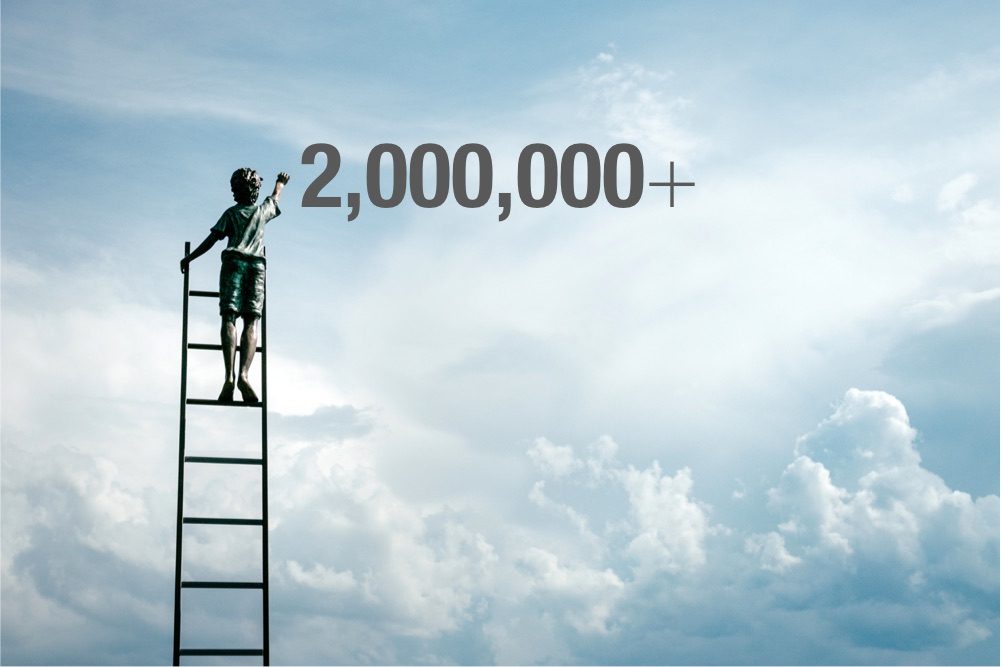 2,000,000+ Page Views nootrix.com