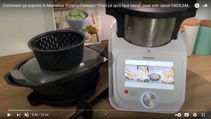 Comment ça marche le Monsieur Cuisine Connect ?Tout ce qu'il faut savoir pour s'en servir FACILEMENT