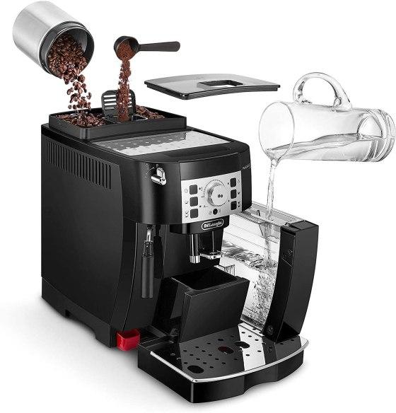 Caractéristiques principales du Machine à café Delonghi ECAM 22.110 B