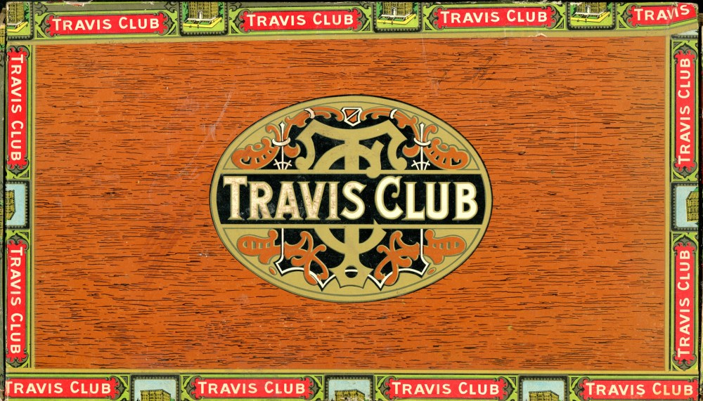 Travis Club Senators Box Top