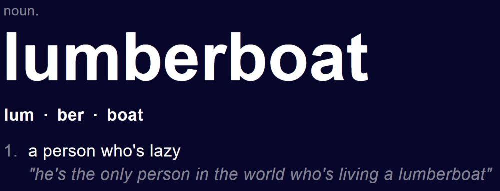 lumberboat