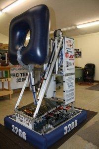 Robot 2011 Talon