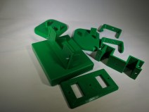 All 3D printed parts