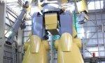 【巨大ロボット】「LW-MONONOFU(もののふ)」夢の実現いいよね…