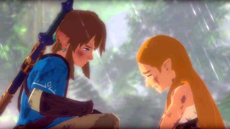 ¿Por que Link no habla? Un mensaje de los creadores