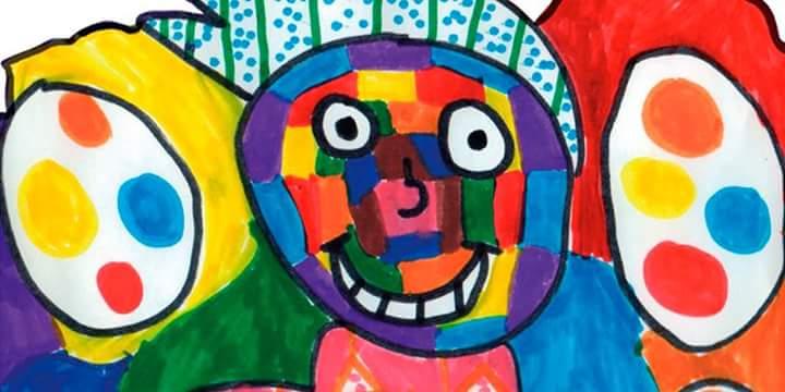 Luis Pescetti y Mariana Mayoll: Música para niños coloreando la CDMX.