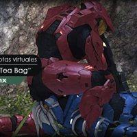 """El baile de las """"Pelotas Virtuales"""", el Origen del """"Tea Bag""""."""