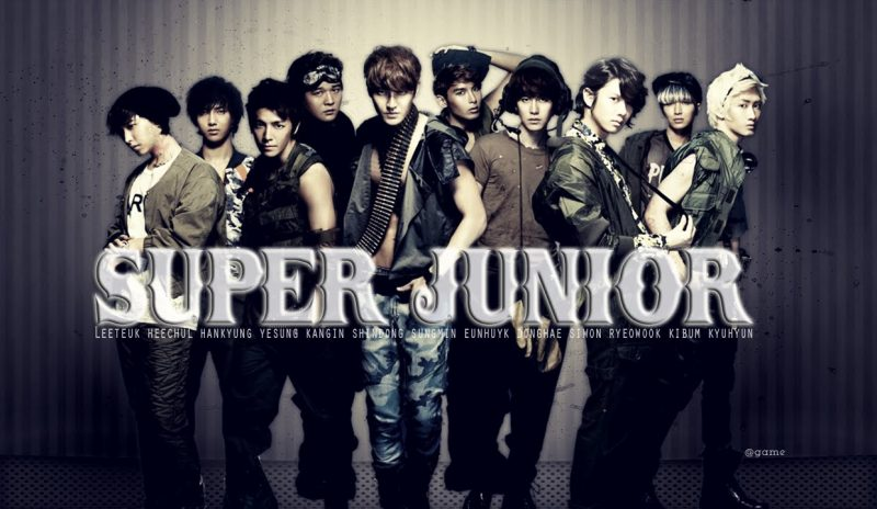 Super Junior (Sub-Grupos) Parte 1
