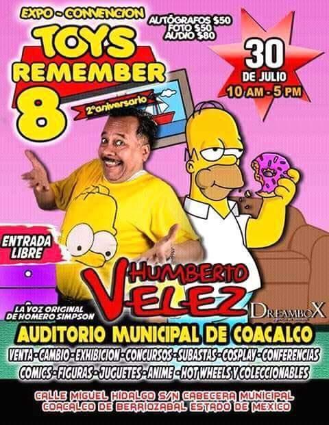 La diversión en el Estado de México se llamara Toys Remember.