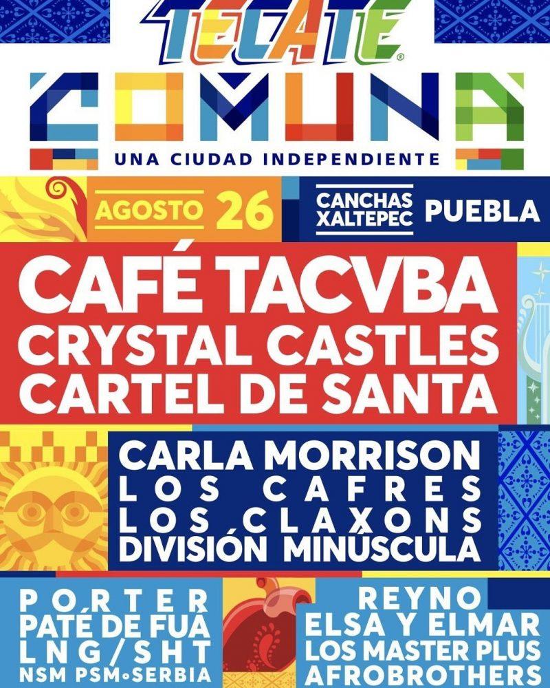 Festival Tecate Comuna