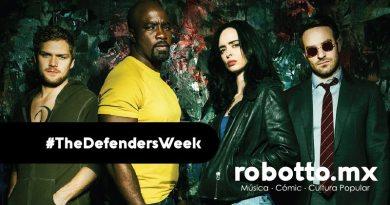 The Defenders Week en robotto.space