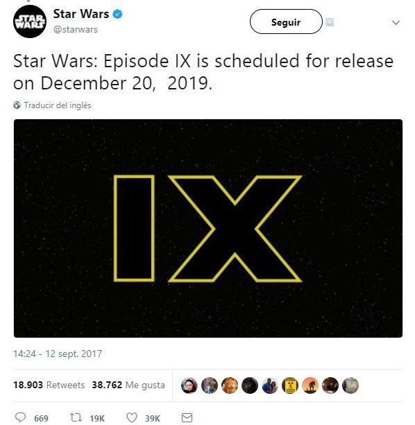 Luke Skywalker promocionará en México nueva cinta de 'Star Wars'