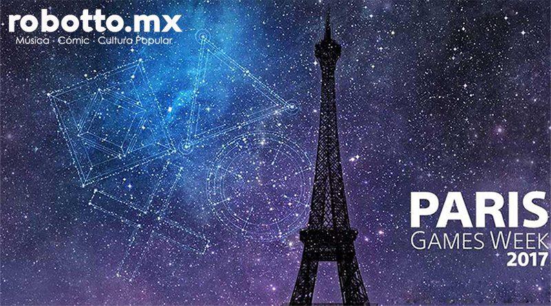 París Games Week