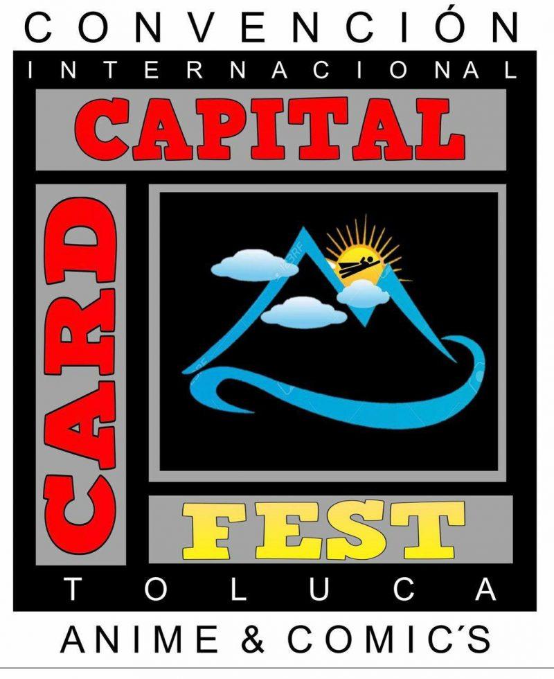 Card Capital Fest el paraíso Friki de Toluca.