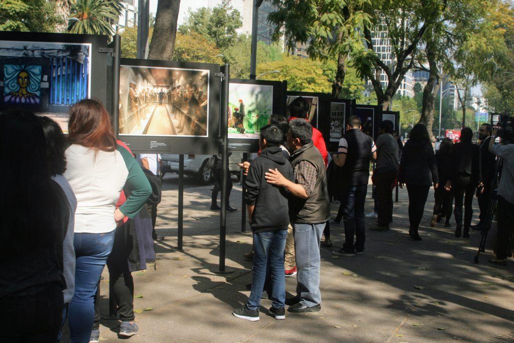 Exposición de Tim Burton inspira a artistas mexicanos y extranjeros