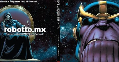 Thanos: La Revelación Infinita