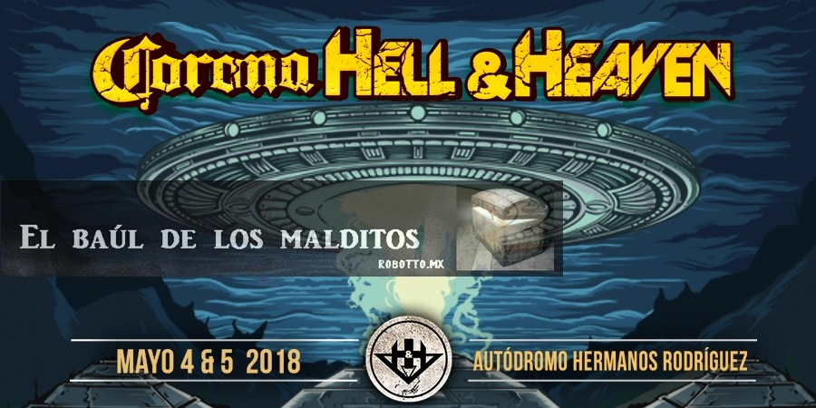 RUMBO AL HELL AND HEAVEN (DEEP PURPLE)