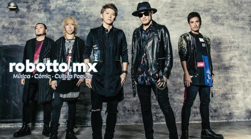 Regresa La Banda Japonesa FLOW a México en su 15 Aniversario