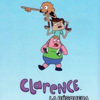 Clarence: La búsqueda. De la TV a los comics, via Editorial Kamite