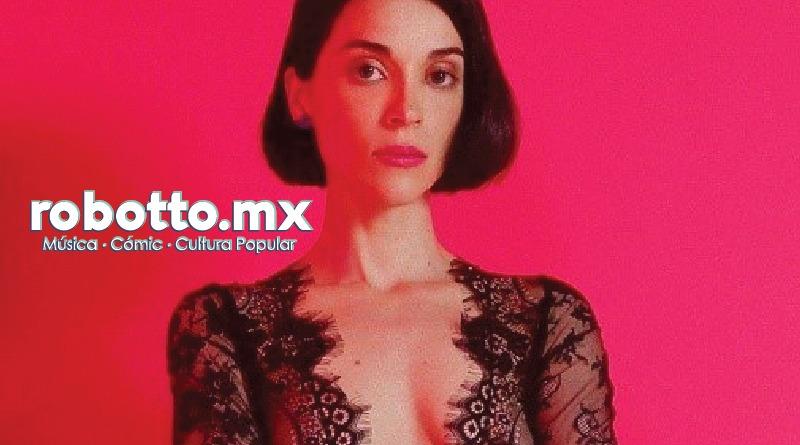 St. Vincent abrirá el concierto de THE KILLERS en México.