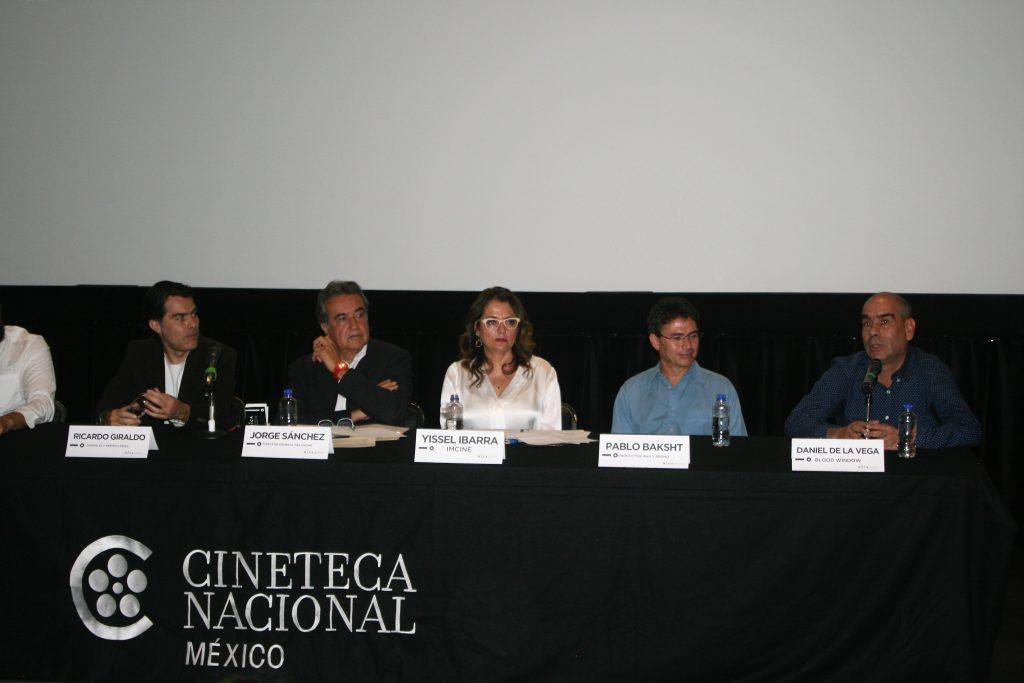 El MICA llega a darle más impulso al cine mexicano.