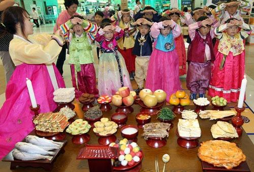Días Festivos de Corea del Sur y sus Tradiciones