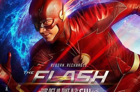 Cómics y TV: Flash Temporada 4 (¡CUIDADO SPOILERS!)
