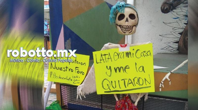 CDMX | LATA en lucha por su permanencia.