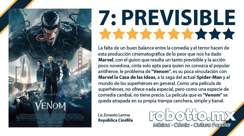 Reseña: Venom