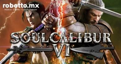 """Robotto Reseña: Soul Calibur VI """"Catorrazos al estilo Soul"""""""