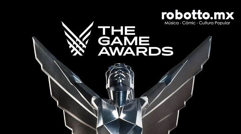 Anuncian a los Nominados a los The Game Awards 2018.